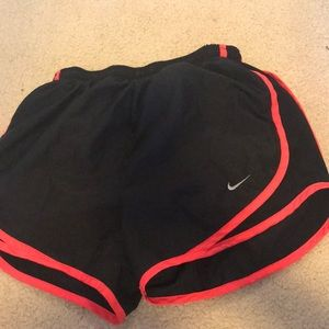 Nike dry fit athletic shorts!
